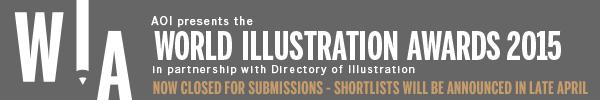 World Illustration Awards 2015