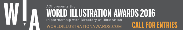 World Illustration Awards 2016