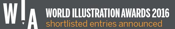 World Illustration Awards 2015