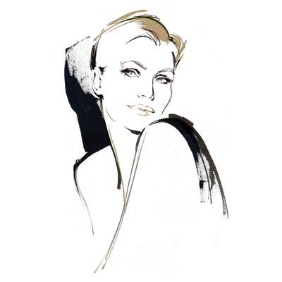 illustration of Kathy,Wyatt,illustrator,illustration,Girl