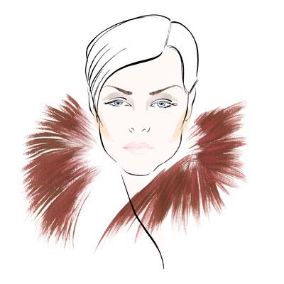 illustration of Kathy,Wyatt,illustrator,illustration,Lady