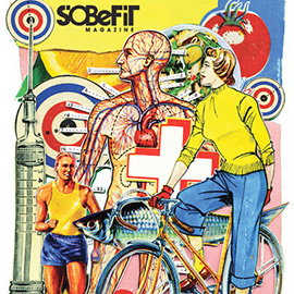 illustration of http://www.debutart.com/artist/peter-quinnell/work/sobefit-diabetes