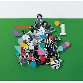 illustration of Collage, Conceptual, Cut Paper, People, Sports