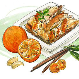 illustration of Pen & Ink, Watercolor, Editorial, Food, Product