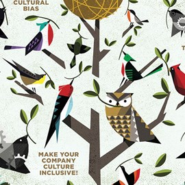 illustration of Conceptual, Digital, Vector, Animals, Corporate, Editorial, Nature
