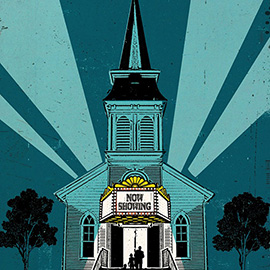 illustration of Digital, Vector, Architecture, Religious