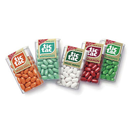 illustration of tic tac, product, breath mints, Heiner, refreshing