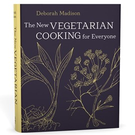 illustration of A delicate pen and ink drawings of vegetables for the new Deborah Madison book.