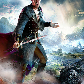 illustration of Digital, Figurative, Photoillustration, Film/Entertainment, Action, Adventure, Book Covers, Fantasy, Historical, Landscape