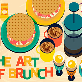 illustration of Design, Vector, Food, Still Life, Food/Beverage