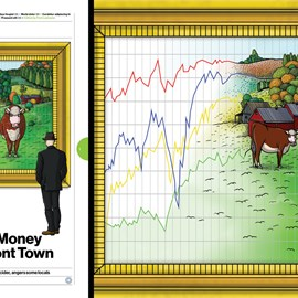 illustration of Animation, Cartoon, Digital, Animals, Charts, Editorial, People, Agriculture, Financial