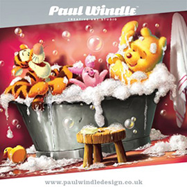 illustration of Cartoon, Design, Digital, Fine Art, Graphic, Painterly, Stylized, Animals, Children's Products, Branding