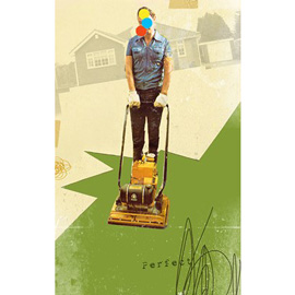 illustration of Gardening