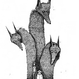 illustration of Wolf Creeked Wolves Threat
