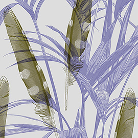 illustration of Digital, Figurative, Line, Pen & Ink, Pattern, Book Covers, Nature